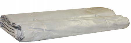 25 x 48 Hay Tarp Side Curtain Liner