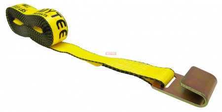 2 Inch Winch Straps with Flat Hook ( 30 FT )