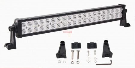 "120W LED 22"" Light Bar  8800 LUMENS Flood Combo"