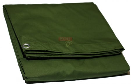 Canvas Tarps - Green