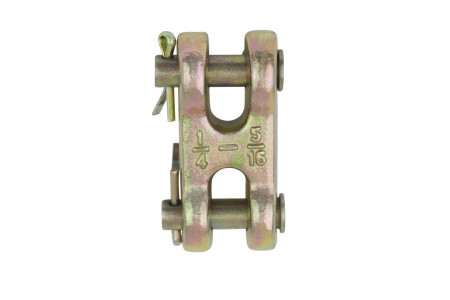 """G70 5/16"""" Chain Link Double Clevis"""