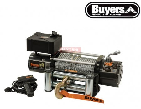 9,500 Pound Capacity Electric Winch