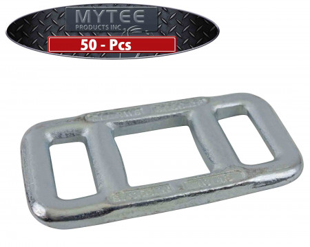 """1-1/4"""" Forged Ladder Buckle"""