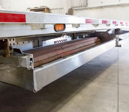 Step Deck Dunnage Box/Rack