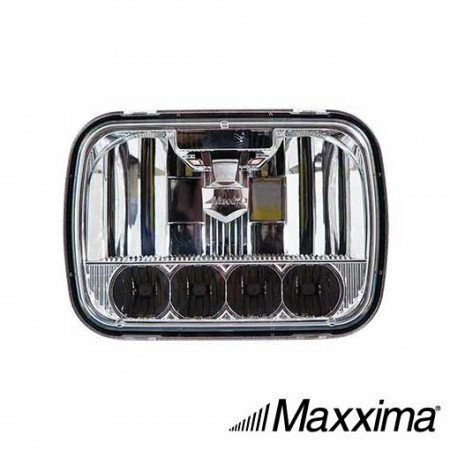 "Maxxima - 4""x6"" Headlamp High Beam"