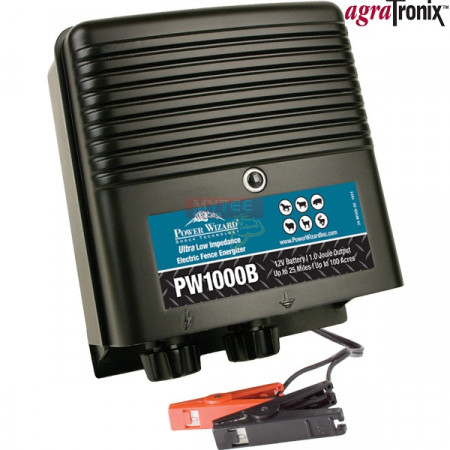 12V Battery Powered Energizers