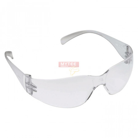 Anti Scratch Wrap-Around Glasses (Clear Lens)