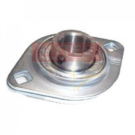Axle Bearing With Flange