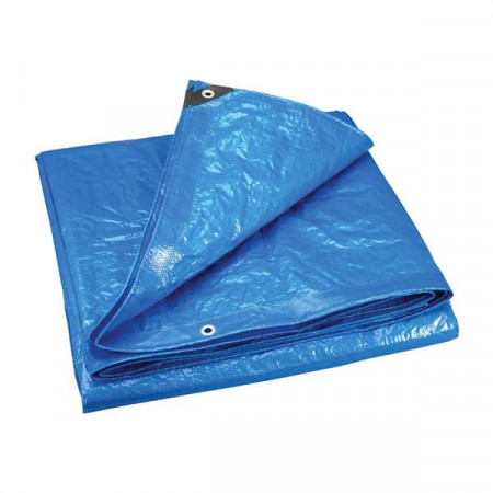 40'X40' Blue Poly Tarp 3.5oz
